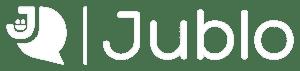 Hvidt Jublo logo
