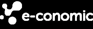 Hvidt e-conomic logo