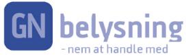 GN Belysning logo