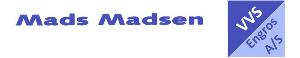 Mads Madsen logo