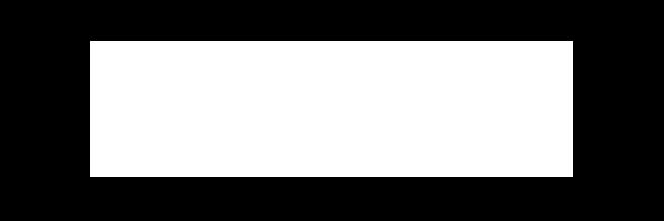 Flügger Farver logo i hvid udgave