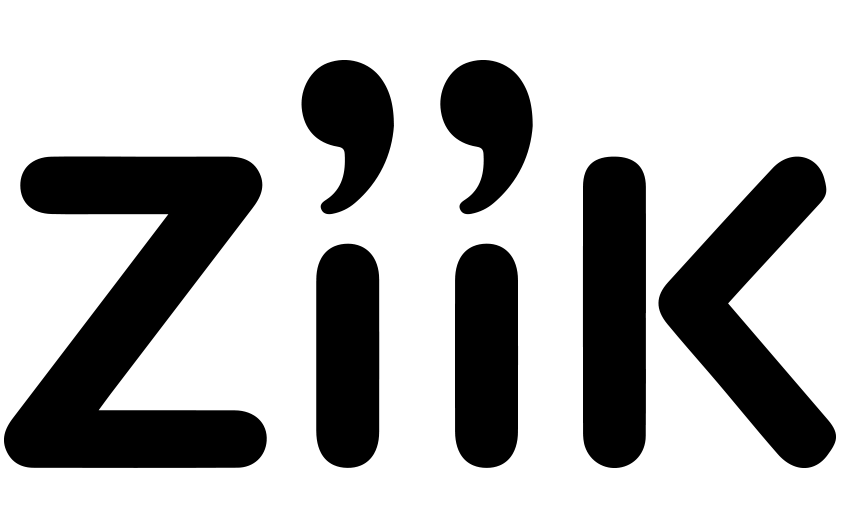 Sort Ziik logo