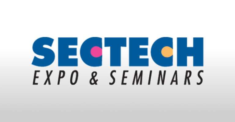 Sectech Expo & Seminars banner