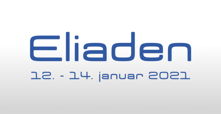 Eliaden banner 12.-14. januar 2021