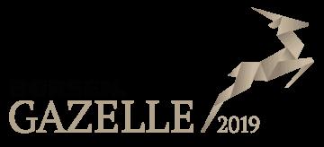 børsen gazelle 2019 badge