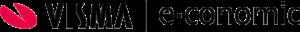 visma economic logo sort