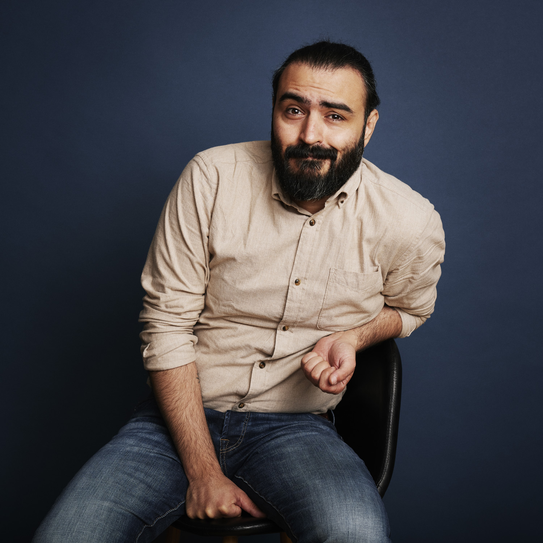 Behnam Farrokhi der er Udvikler hos Ordrestyring