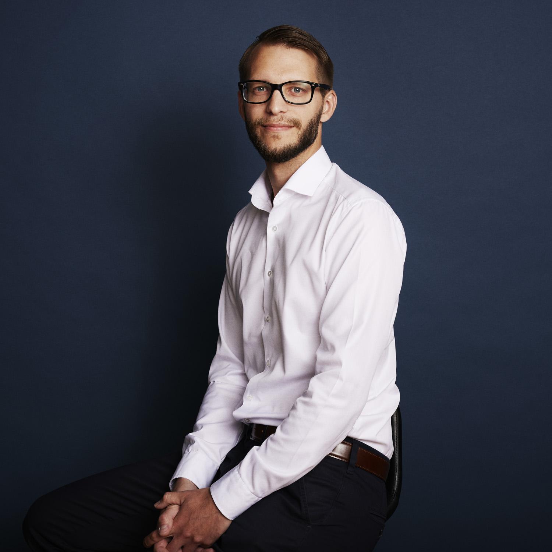 Christian Skovengaard der er Udvikler hos Ordrestyring