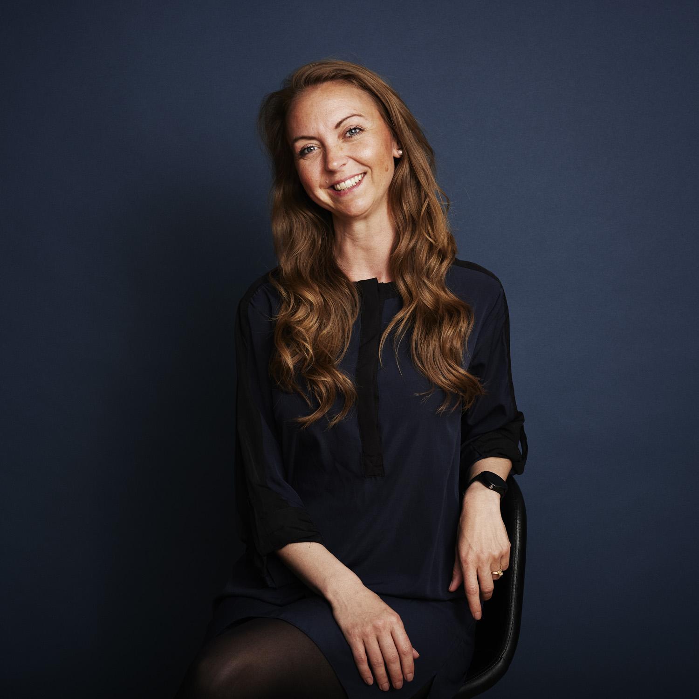Heidi Petersen der er Customer Success Teamled hos Ordrestyring