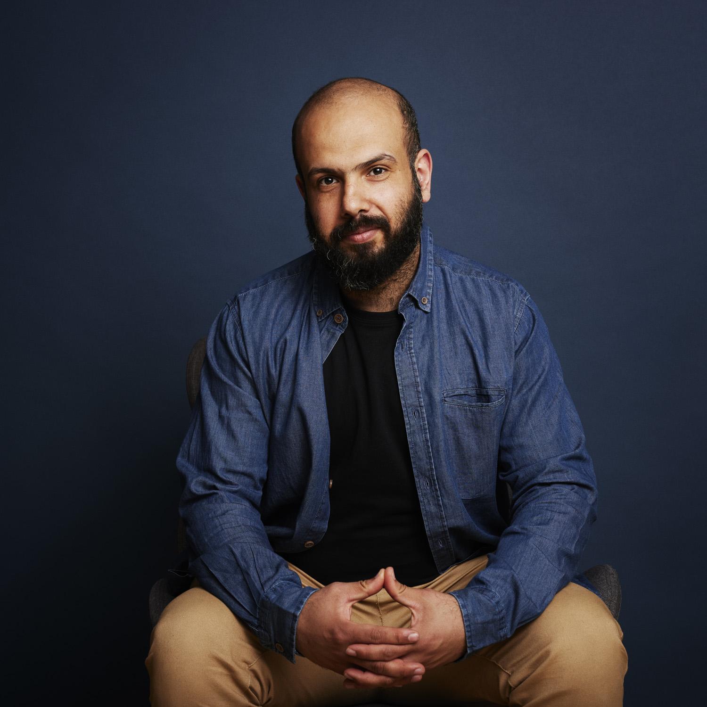 Ahmed Mayahi der er Udvikler hos Ordrestyring