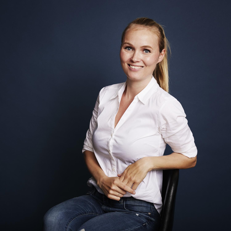 Charlotte Agerskov der er Marketing Manager hos Ordrestyring