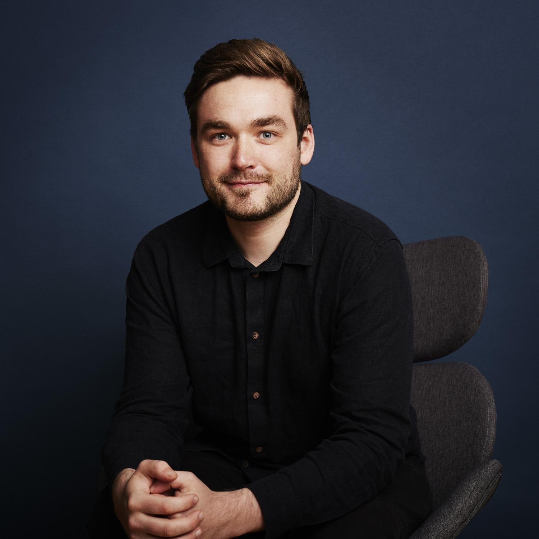 Johann Strønæs Steffensen der er Product Owner hos Ordrestyring