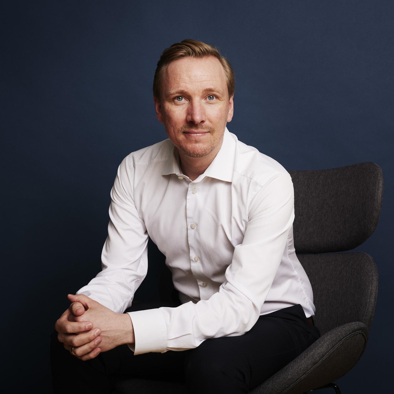 Tommy Hahn Sørensen der er Alm. Direktor hos Ordrestyring