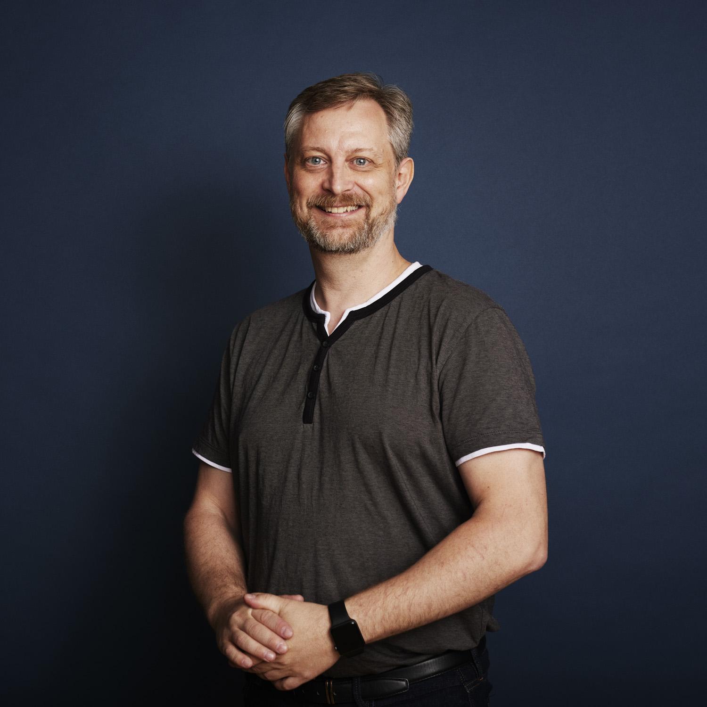 Tonny Lund der er Udvikler hos Ordrestyring