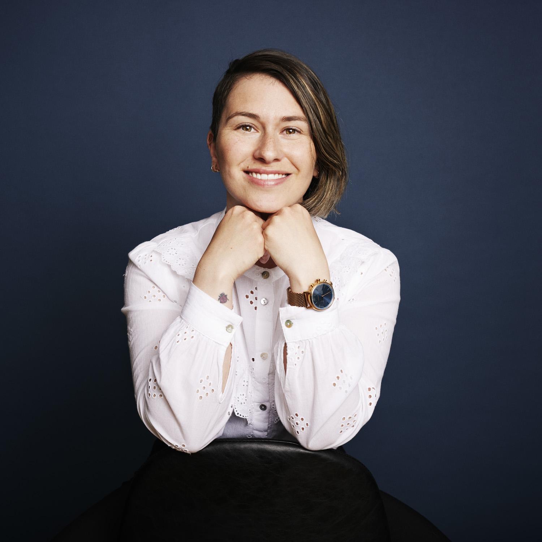 Nani Iselin Larsen Luna der er Partner Account Manager hos Ordrestyring