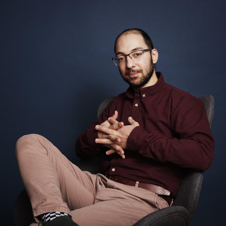 Hamun Farzinia der er Udvikler hos Ordrestrying