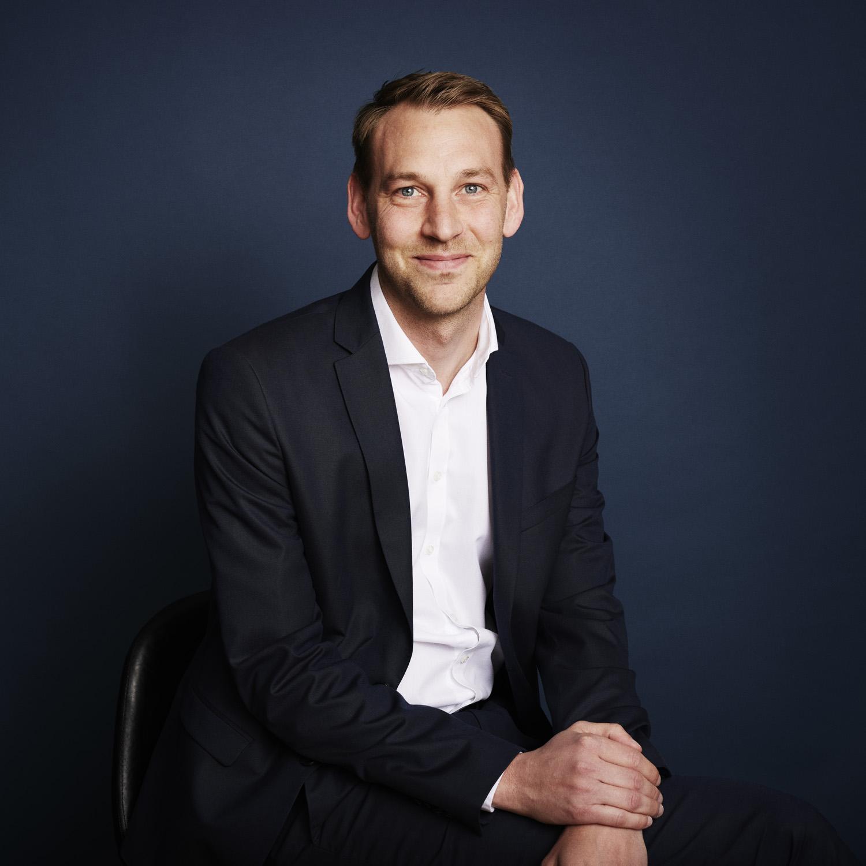 Jacob Guido Klausen der er Økonomichef hos Ordrestyring