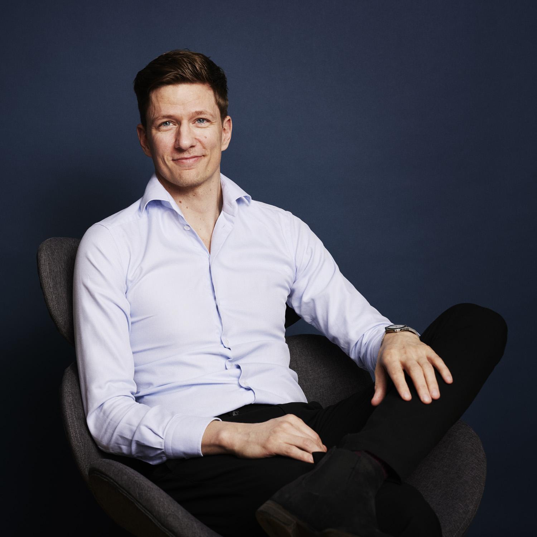 Jóhannes Hansen der er Udviklings Teamleder hos Ordrestyring