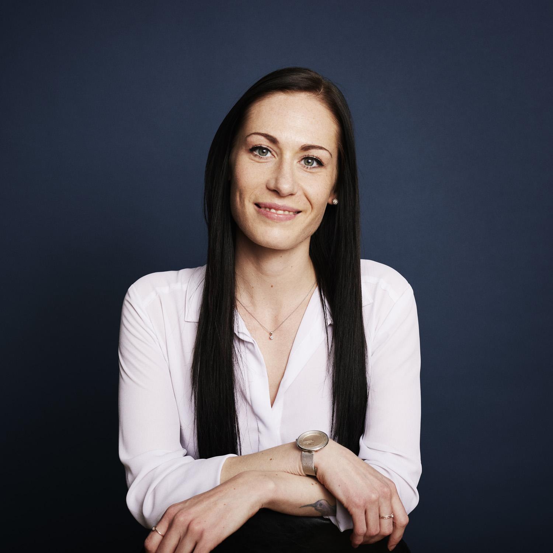 Kristina Rebecca Seager der er SoMe & Marketing Manager hos Ordrestyring