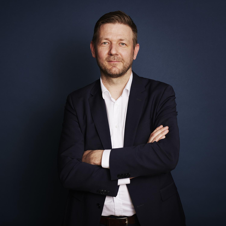 Mikkel Leffers Svendstrup der er Partnerchef hos Ordrestyring