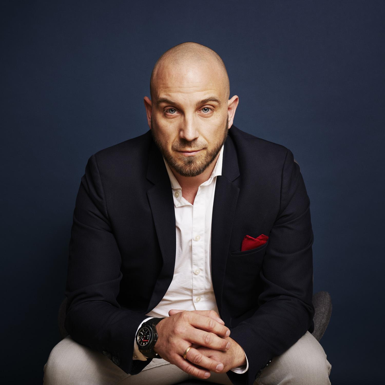 Tim Nöbbelin der er Head of Sales hos Ordrestyring