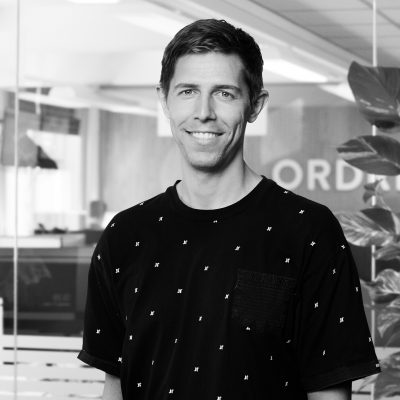 Klaus Gregersen der er UX Designer hos Ordrestyring