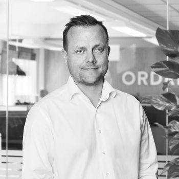 René Langeland Jensen der er Account Manager hos Ordrestyring