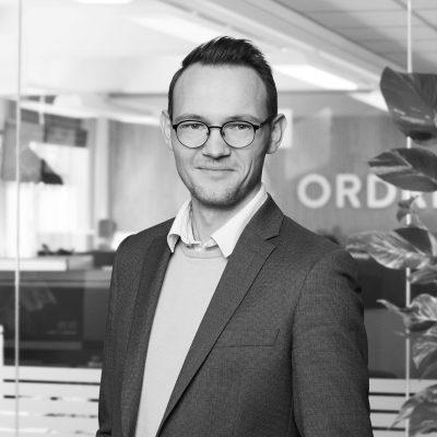 Maick Tranberg Jørgensen der er Account Manager hos Ordrestyring