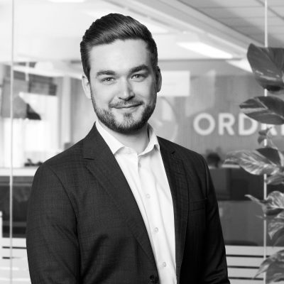 Johann Steffensen der er Product Manager i Ordrestyring