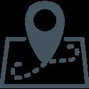 Kort ikon